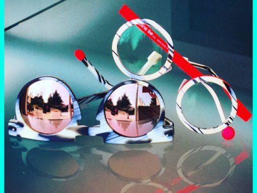 Gafas originales de Sabine.be