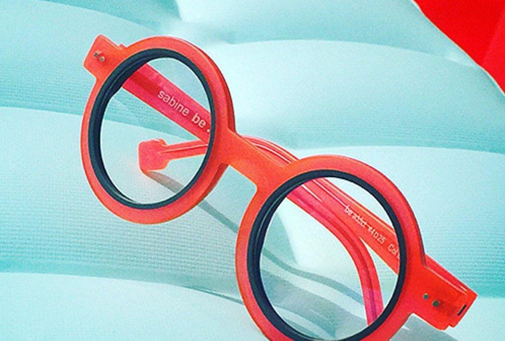 SABINE.BE: Las gafas más originales del momento