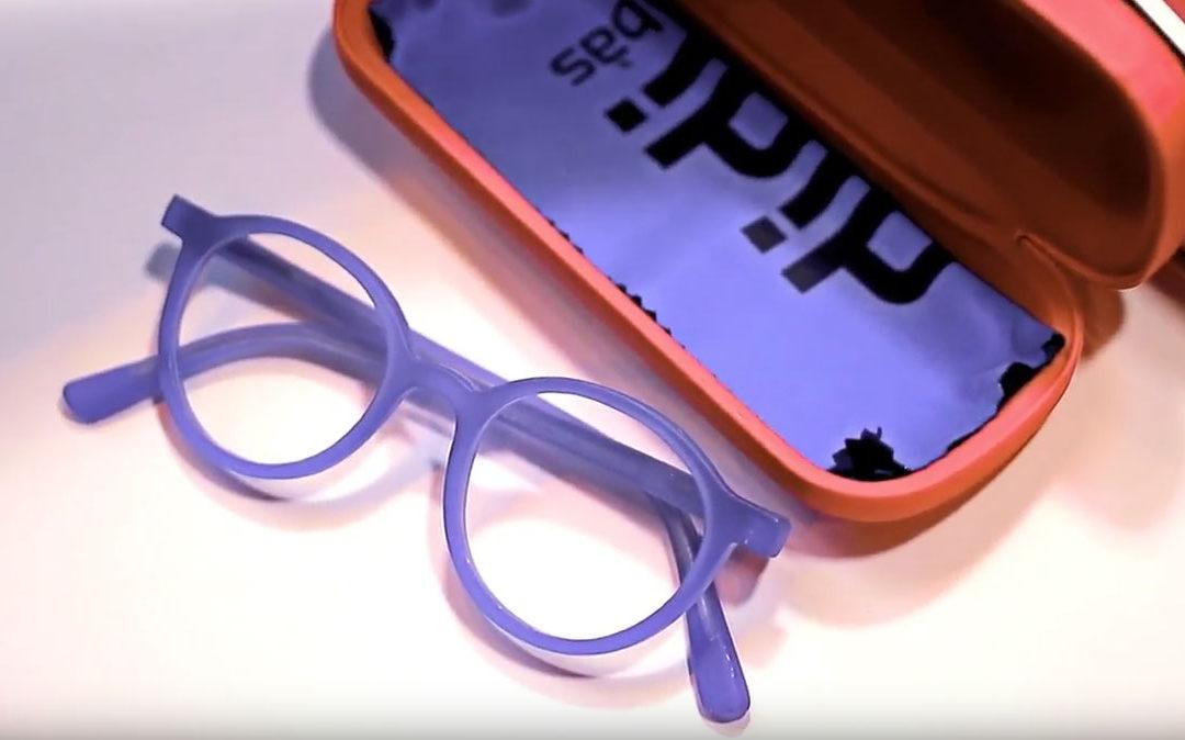Gafas personalizadas: Descúbre la sastrería de gafas: Didiatelier