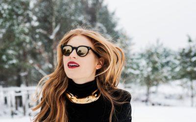 Gafas de sol para el invierno: Las necesitaras.