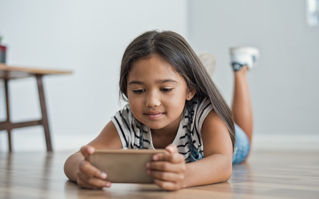¿Qué provoca el síndrome de fatiga visual en los niños?